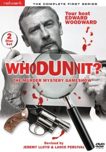 Whodunnit: The Complete Series One artwork