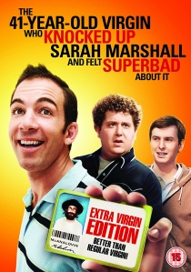 The 41 Year Old Virgin Who Knocked Up Sarah Marshall and Felt Superbad About It (2010) artwork