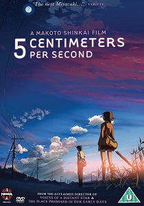 5 Centimetres Per Second artwork