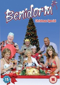 Benidorm Christmas Special artwork