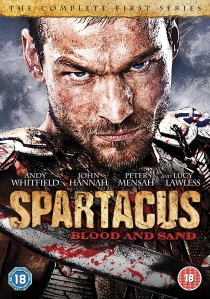 Spartacus: Blood And Sand - The Complete First Series artwork