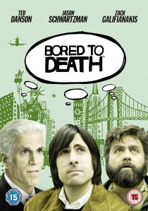 Bored to Death: The Complete First Season artwork