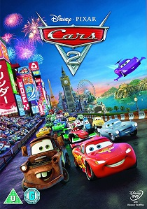 Cars 2 artwork