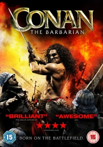 Conan the Barbarian artwork