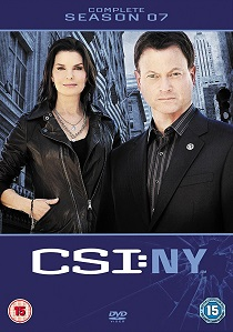 CSI:NY - Season 7 (2004) artwork