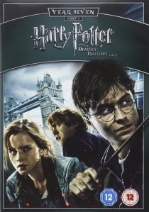 Harry Potter and the Deathly Hallows: Part 1 (2010) artwork