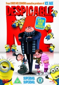 Despicable Me (2010) artwork