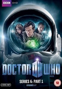 Doctor Who: Series 6 Part 1  (2013) artwork