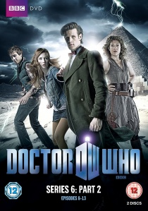 Doctor Who: Series 6 - Part 2 (2013) artwork