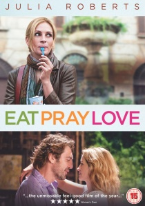 Eat Pray Love artwork