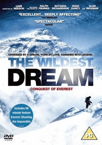 The Wildest Dream: Conquest of Everest (2010) artwork