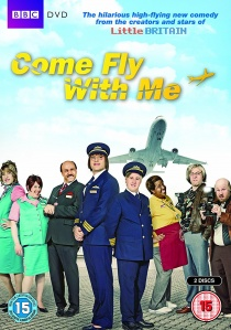 Come Fly with Me: Series 1 (2010) artwork