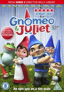 Gnomeo & Juliet (2011) artwork