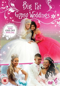 Big Fat Gypsy Weddings artwork