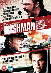 Kill The Irishman (2011) artwork