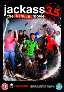 Jackass 3.5 The Unrated Movie artwork