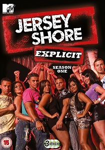 Jersey Shore: Season One artwork