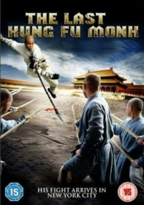 The Last Kung Fu Monk artwork