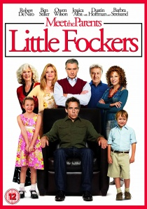 Meet the Parents : Little Fockers artwork