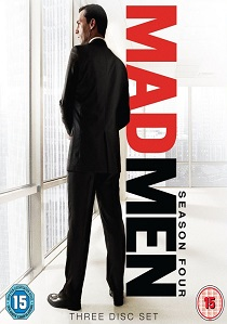 Mad Men Season Four artwork