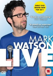 Mark Watson Live artwork