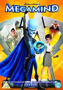 Megamind artwork