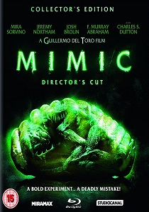 Mimic: Special Edition (1997) artwork