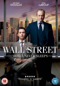 Wall Street: Money Never Sleeps artwork