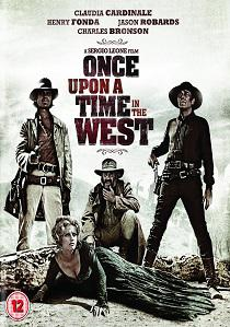 Once Upon A Time In The West artwork