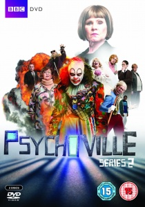 Psychoville Series 2 artwork