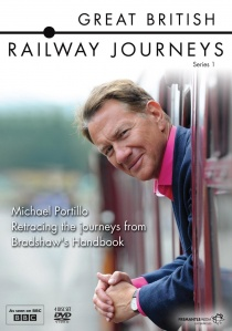 Great British Railway Journeys artwork