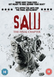 SAW: The Final Chapter artwork