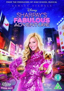 Sharpay's Fabulous Adventure artwork