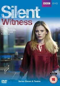 Silent Witness Series 11 and 12 artwork