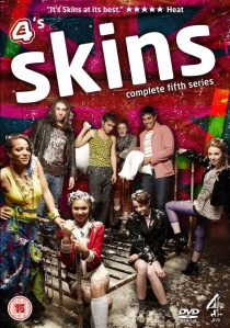 Skins : Series Five artwork