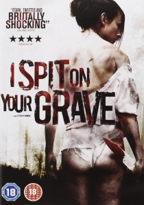 I Spit On Your Grave 2010 artwork