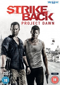 Strike Back: Project Dawn (2011) artwork