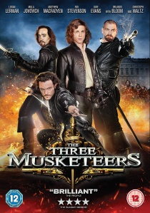 The Three Musketeers artwork