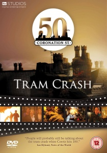 Coronation Street: Tram Crash artwork