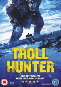 Troll Hunter (2010) artwork