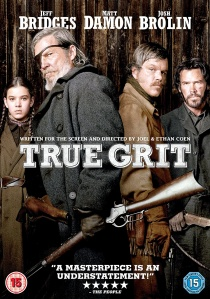 True Grit (2010) artwork