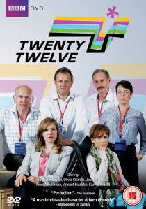 Twenty Twelve: Series 1 (2011) artwork