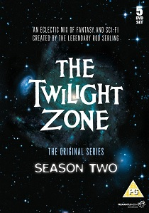 The Twilight Zone: The Original Series - Season Two (1959) artwork