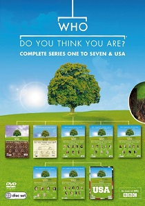 Who Do You Think You Are? Series 1 -7 and USA (2010) artwork