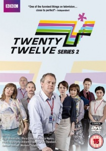 Twenty Twelve - Series 2 artwork
