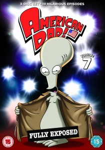 American Dad: Volume 7 artwork