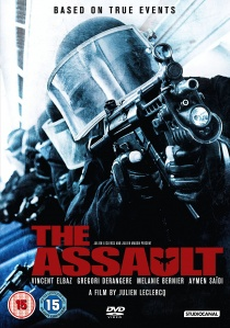 The Assault artwork