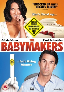 The Babymakers artwork