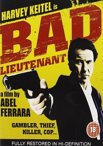 Bad Lieutenant - Blu-ray Collectors Edition artwork