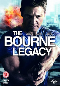 The Bourne Legacy artwork